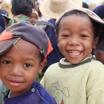 enfants casquettes